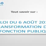 Visuel Loi de Transformation de la Fonction Publique Territoriale